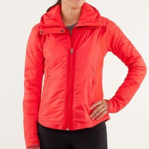 Lululemon Bundle Up Jacket Size 10